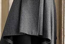 Long coat&jacket