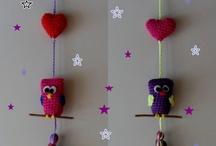 Crochet y Tejido / by Florencia Labadie