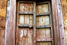 Doors, Windows & Balconies