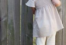 Couture enfant-fille