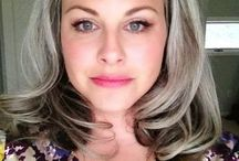Going Grey and Loving It! / by Claudya Martinez