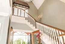Grand Entrances / Beautiful hallways for our resale and rental properties