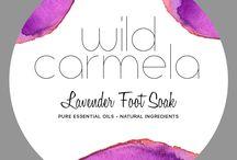 Feet, Foot Scrubs & Soaks / Sensual, soft and pampered Feet