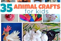 Kids Art/Crafts / by Denise Cozzitorto