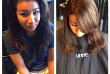 BEFORE.&.AFTERS / Check out our amazing stylists' work!