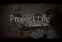 Project Life & Stampin` Up!