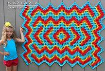 Crochet Pond Blanket