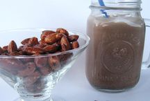 Almond Milk / by Hanh Nguyen
