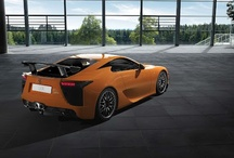 Cars I Dig / Exotic sports cars, supercars, muscle cars, concept cars and motorcycles. / by Kirk Gleffe