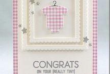 Kartki na narodziny dziecka