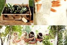 Flower Girls, Ring Bearer & Bridesmaids / by Kailey Deal ʚϊɞ