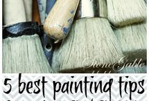 Annie sloan paint techniques