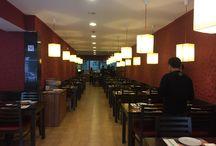 Restaurante / Restaurante SUSHICOME