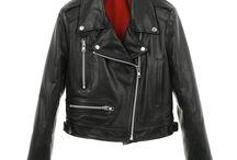Leather Jacket / Leather Jacket by CUSTOMDUO
