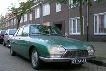 CITRÖEN GS 1971-1984 / The good old times when Citröen built stylish and unique cars.