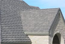 Shake Roofs / Wood Shake Roofs are a beautiful way to complement many different architectural styles.  Bartile has over 10 different options to create a shake look in over 700 colors