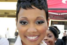 Short Hairstyles For Black Women / Beautiful short hairstyles for black women and girls. Get inspired with the latest Short Hairstyles for Black Women with pictures for your short haircut. - http://beautifieddesigns.com/short-hairstyles-black-women/
