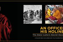 An Officer and His Holliness. / The popularity and interest of millions of people around the world in Tibet and their exiled leader, His Holiness 14th Dalai Lama continues even half a century after China invaded Tibet. Why are so many people interested in his story and what can we learn from his principles of love and compassion?