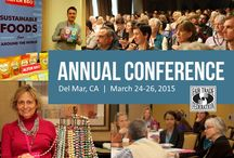 Fairtrade Events / Conventions, conferences and events that Fairtrade will be proudly promoting.  / by Fairtrade America