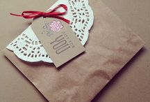 Kraft Inspiration / Inspiration, ideas, tutorials, resources, DIY, shops, projects, and more featuring Kraft paper.