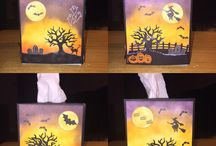 Stampin Up Spooky Fun