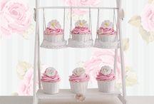 porta cupcakes y tortas