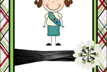 Girl scouts / by Jacqueline Daniels