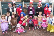 World Book Day Ideas! / Our nurseries have pulled out all the stops to celebrate World Book Day!   Tremendous fun was had by all when our little ones & their nursery teams dressed up as characters from their favourite storybooks.