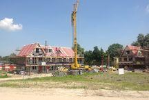 De Nieuwe Vesting / De Nieuwe Vesting - nieuwbouwplan op het voormalige industrieterrein en het volkstuinencomplex.