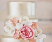 Scarlet and tim's Wedding cake ideas