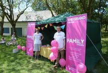 Family Friendly / The Grand has been welcoming families for generations. All our staff pride on greeting families with a big smile and helpful support. Over the next 3 years we have made it one of our top priorities to become even more Family Friendly.