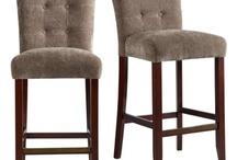 pub tables and bar stools