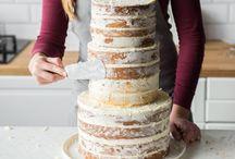 Hochzeit Torte selbst backen