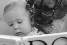 DOGS and Children........cute as a button!!!aaaawwww