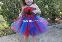 spiderman girl party / by The Stepford Wife