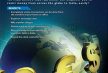 Online Money Transfer Service - YES Bank / There are various advantages of online remittance like superior exchange rates, NIL transfer charges etc. Visit YES Bank to know more benefits about online remittance http://bit.ly/1yibX1Y