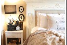 Future bedroom ideas  / by Kaitlyn Swinney