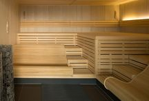 Sauna combinations / VSB Wellness opgietsauna's. Small or large. For private or professional user