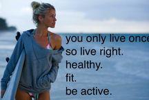 Health/Body/Lifestyle