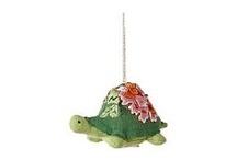 Turtle Ornaments / by Martha Francisco