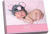 Baby Canvas Photo Prints