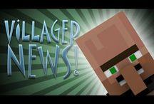Villager news / Funny minecraft animation
