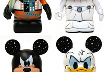 Star Wars and M. Mouse