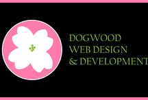 Dogwood Web Design & Development, LLC / This board has links to the websites we have created.