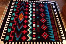 Quilting - Seminole Patchwork