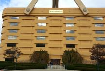 Frazeysburg Ohio - Longaberger Land / Great places to visit while in Central Ohio