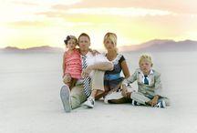 Family pics / by Annie Webb