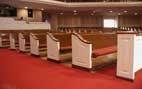 Church Interiors / by Terri Davis Art + Design