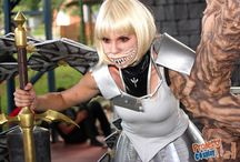 Clare Cosplay Claymore