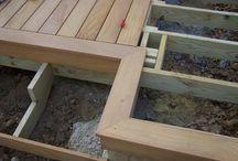 Decks / Garapa Timber